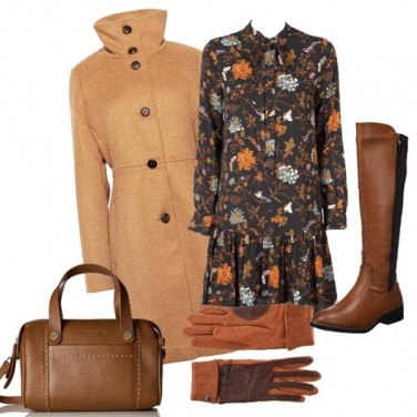 Outfit Fiori d\'utunno