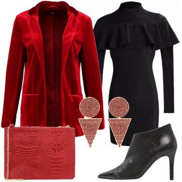 Outfit Passione e velluto