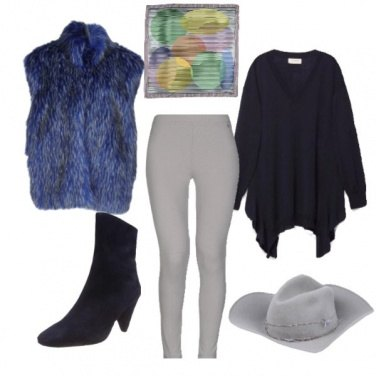Outfit Tante linee