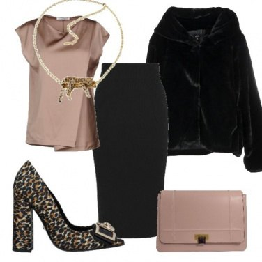 Outfit Jungle touch