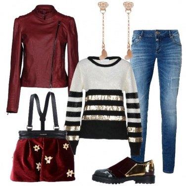 Outfit Mocassino fashion