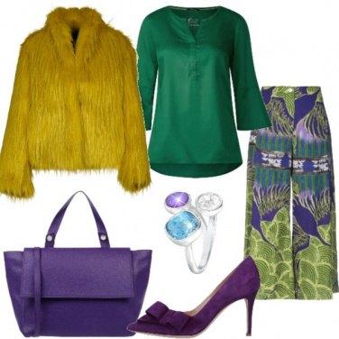 Outfit Sgargiante