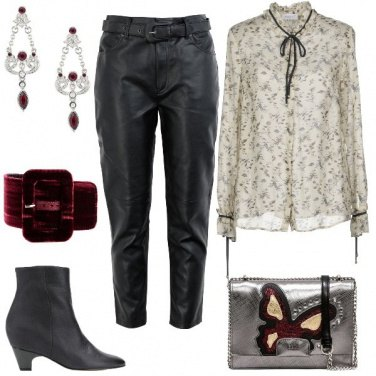 Outfit Romantic Rock