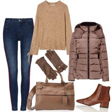 Outfit Lo shopping con le amiche
