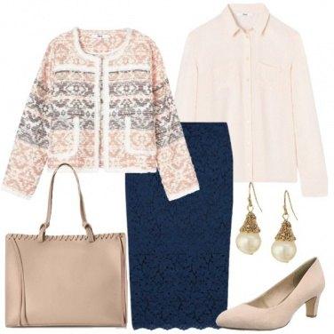 Outfit Bon ton per l\'ufficio