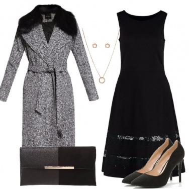 Outfit Serata bon ton