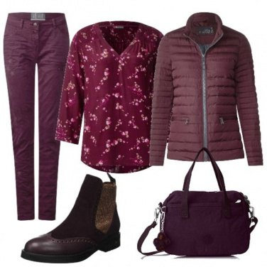 Outfit Amazon total look