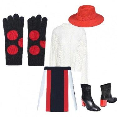 Outfit La classe... Son i guanti