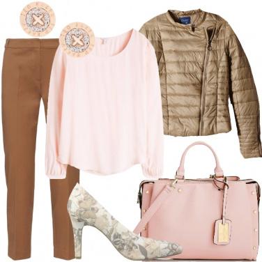 Outfit Delicata ed economica