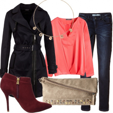 Outfit Uscite colorate