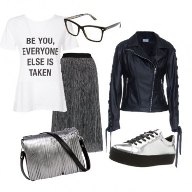 Outfit Rock #3872