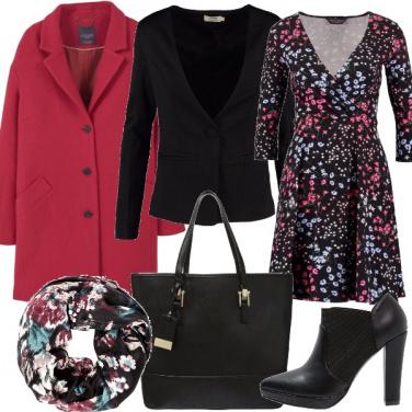 Outfit La sensualità di un abito semplice
