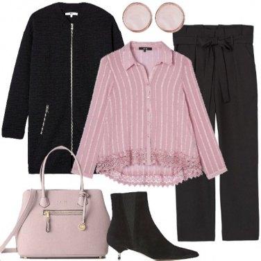 Outfit Blusa delicata
