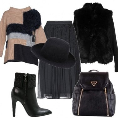 Outfit I\'m trendy