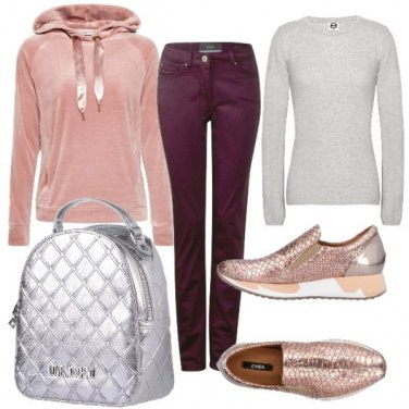 Outfit Pink mood