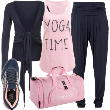 Outfit Facciamo yoga