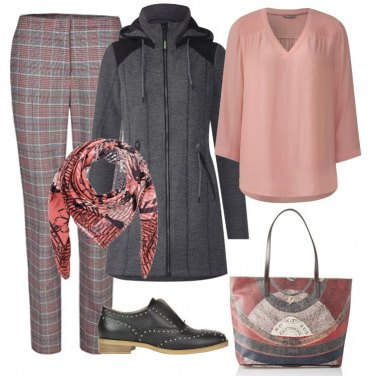 Outfit Scarpa flat ma glam!