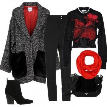 Outfit Il pesciolino rosso