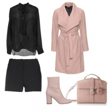 Outfit Rosa protagonista