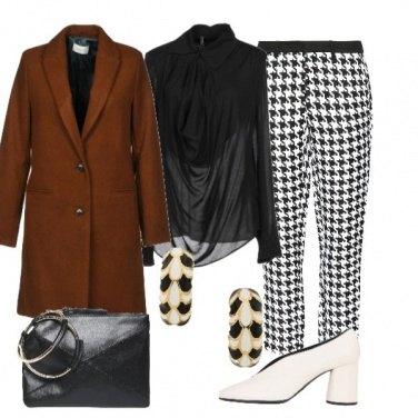 Per Tutti Cappotto Marrone I Abbinare Outfit Come Donna Basic PYfqn0