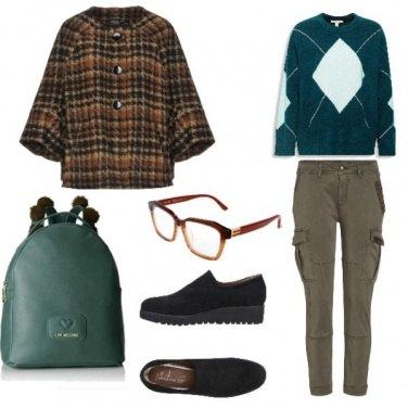 Outfit Trendy, visita al museo