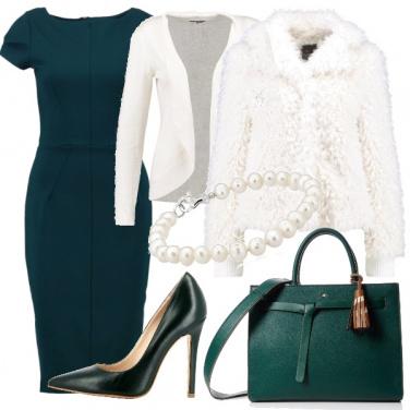 Outfit Giada e perle per amiche
