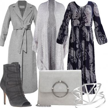 Outfit Eco folk di tendenza