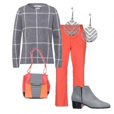 Outfit Per chi ama il grigio