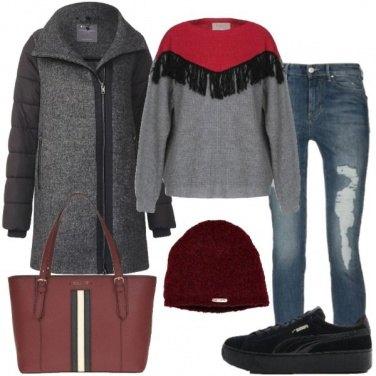 Outfit Caffè prima della lezione