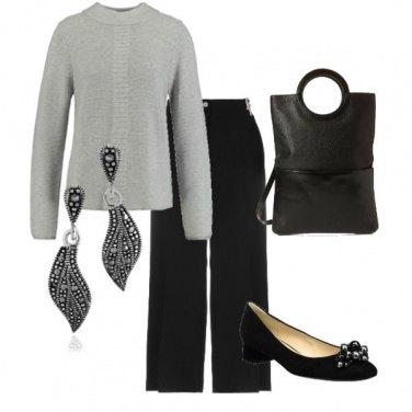 Outfit Minimale ma perfetta
