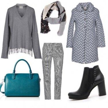 Outfit Una borsa particolare...