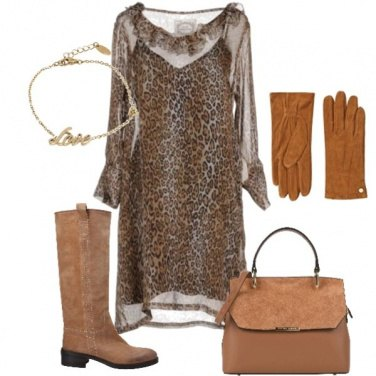 Outfit Passione Animalier
