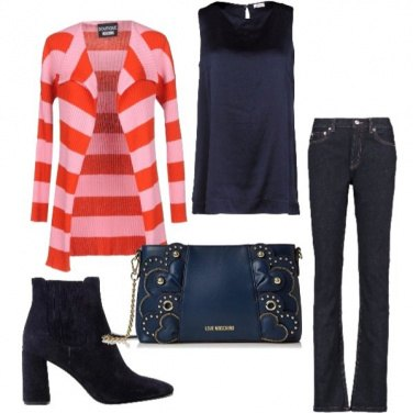 Outfit Una giornata comoda