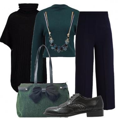 Outfit Giornata dietro alla scrivania