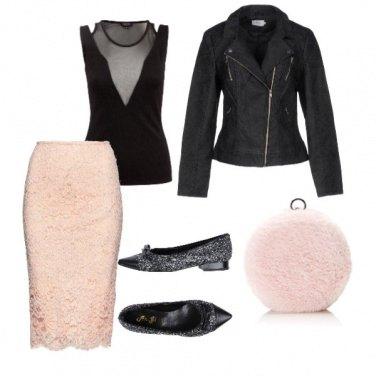 Outfit 50rock 50romantica