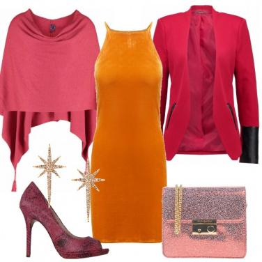 Outfit Sexy e colorata