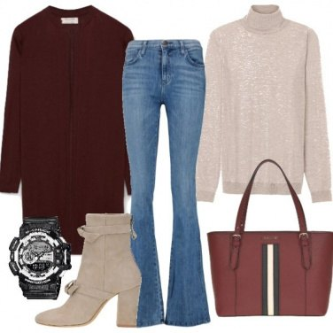 Outfit Cool cashmere