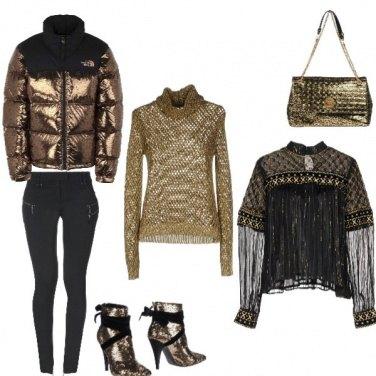 Outfit Ora osare oro