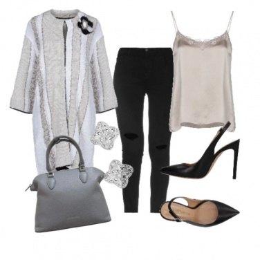Outfit Stile Metallico