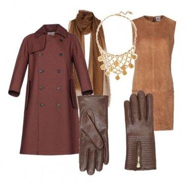 Outfit Sfida al freddo