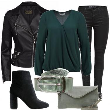 Outfit Cintura rock