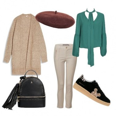 Outfit Scarpe basse