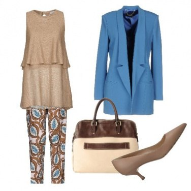 Outfit Stile in carriera