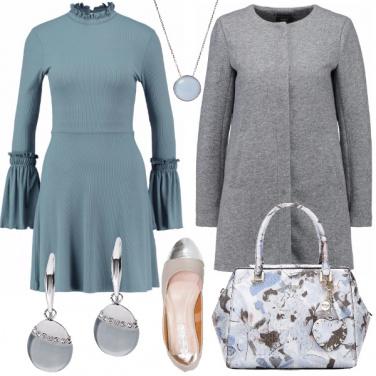 Outfit Un delicato bon ton invernale