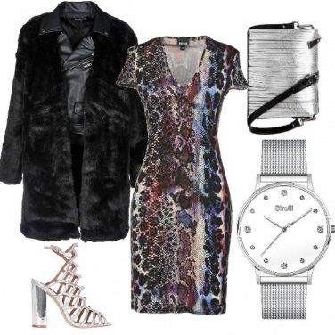 Outfit Serata platino