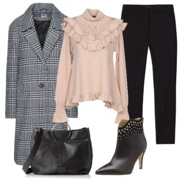Outfit Un bellissimo cappotto
