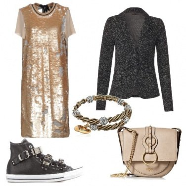Outfit Street style come piace a me