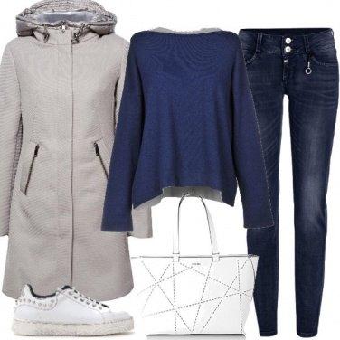 Outfit Semplice è meglio