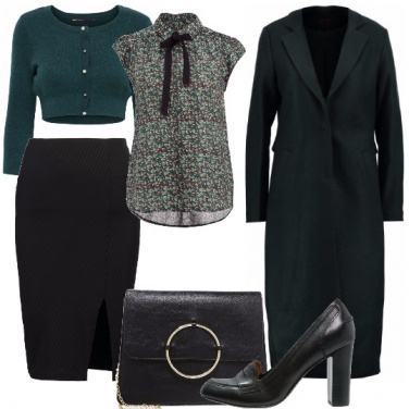 Outfit Bon ton d\'inverno