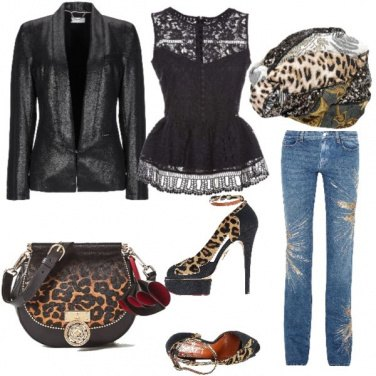 Outfit Leopard
